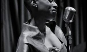 Jazz Vocalist Diane White February in the city